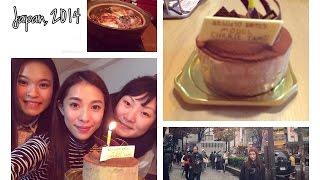 Cherrie's Daily~ Vlog in Tokyo (part2) Thumbnail