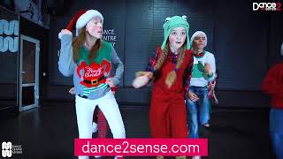 Dance choreography in locking by Alice - Dance2sense
