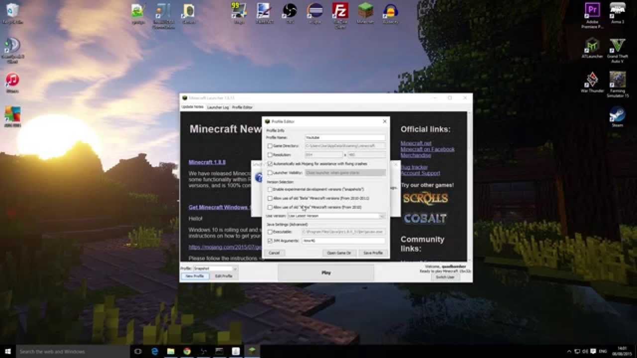 Сервера майнкрафта 1ю9 - кладовая Minecraft