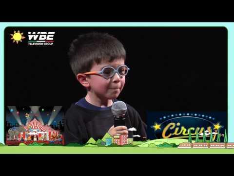 WBE TELEVISION GROUP CIRCUS JUNIOR CASTING  PICCOLO CIRCO DEI SOGNI LUCA MORELLO