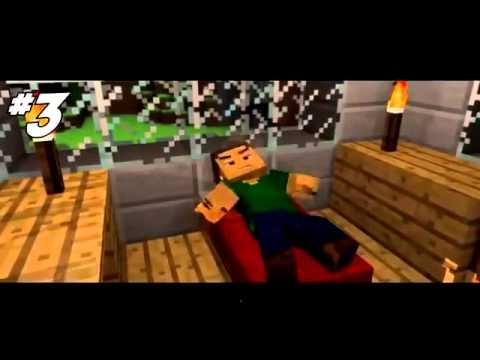 Top 10 Minecraft Song May 2014 / Top 10 Minecraft Zene május 2014