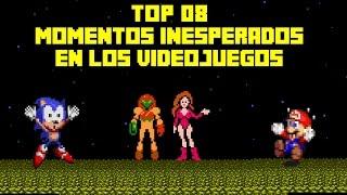 Top 08: Momentos Inesperados e Impactantes en los Videojuegos - Pepe el Mago