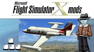 Flight Simulator X Plane Spotlight - Piaggio PD-808