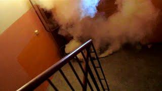 Как сделать ДЫМОВУХУ Очень дымную.(Открой описание. Для изготовления