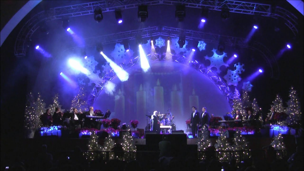 Mannheim Steamroller live Christmas holiday at Universal Studios HD ...