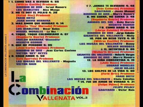 la combinacion vallenata vol. 2