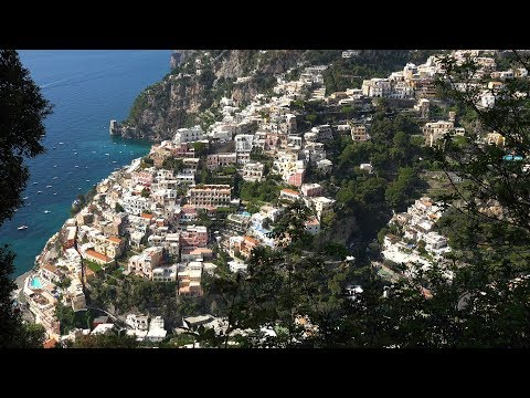 Positano and the Amalfi Coast, Italy in 4K Ultra HD