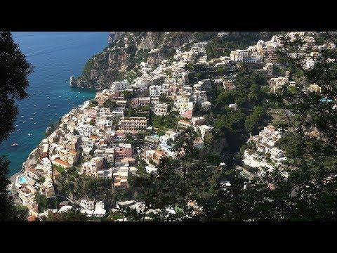 Positano and the Amalfi Coast, Italy in 4K Ultra HD