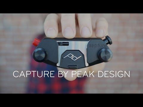 Capture by Peak Design