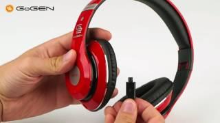Bezdrátová sluchátka GoGEN HBTM41