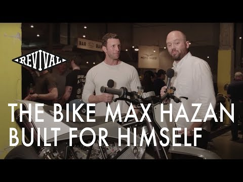 Building A Bike For Yourself - An Interview With Builder Max Hazan