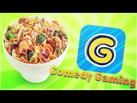 Gartic IO - Food Category - Yakisoba - Comedy Gaming