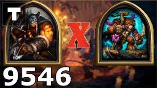 Hearthstone: Kobolds & Catacombs Hunter vs Blackseed [05] (9546)