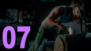 Until Dawn - Part 7 - WE'RE GONNA HAVE SEX! ...Nope. (Horror Game Let's Play / Walkthrough)
