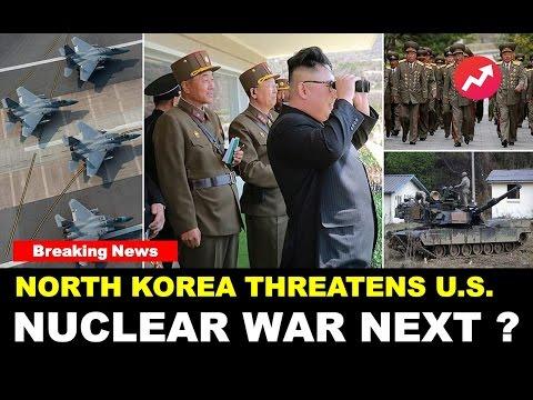 Breaking News - North Korea Warns United States and Donald Trump