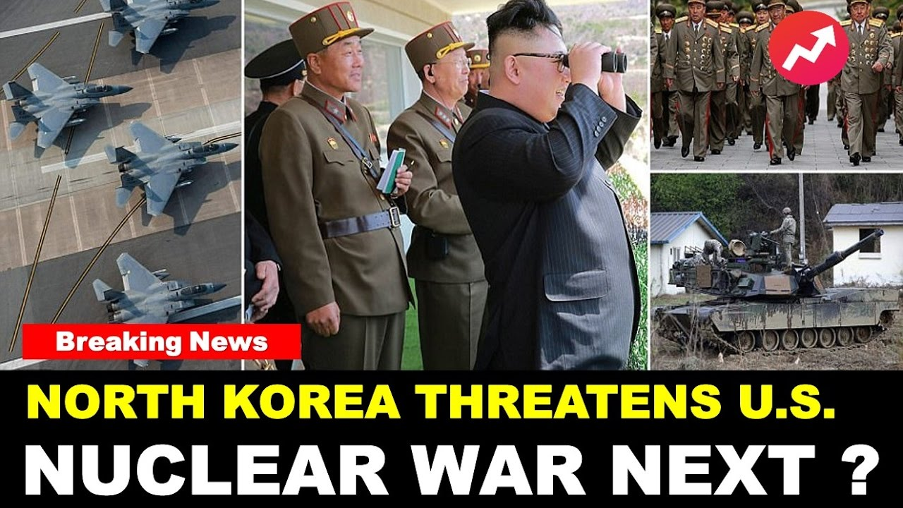 Breaking News - North Korea Warns United States and Donald Trump