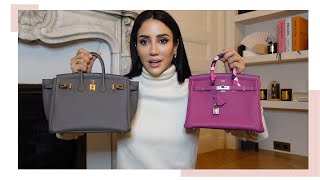 My Full Hermes Bag Collection 9 Bags in Total | Tamara Kalinic