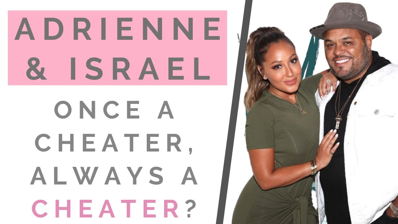 ADRIENNE BAILON & ISRAEL HOUGHTON MARRIAGE BREAKDOWN: How To Tell If A Guy Will Cheat | Shallon