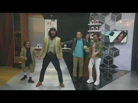 Jihan Audy Terkesima Aksi 'Two Magician' Bersama OPPO | SAHUR SEGERR (24/05/18) 3-8