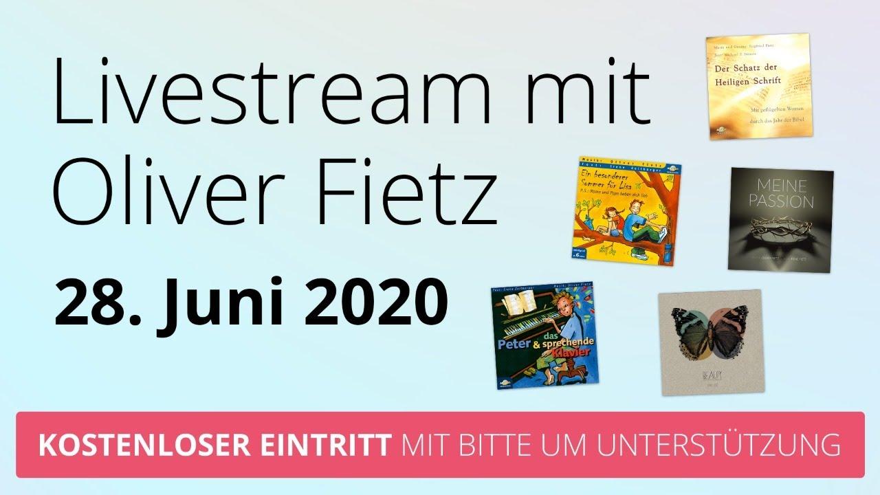 Online-Konzert am 28.06.2020
