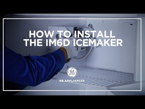 How To Replace A GE Refrigerator Ice Maker Cup Drive Dispensing Part from YouTube · Duration:  5 minutes 42 seconds