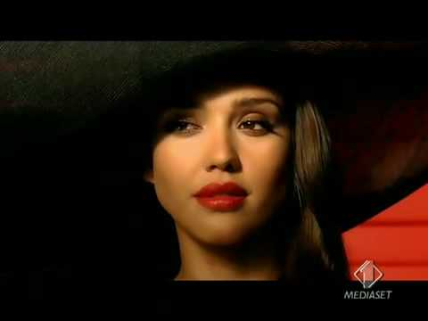 Spot Campari 2009 with Jessica Alba