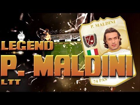 Kênh LTT | Review Paolo Maldini WL - FIFA Online 3