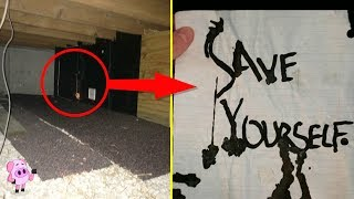10 Creepiest Secret Rooms Ever Discovered in People's Houses
