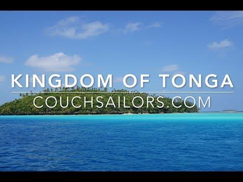 Tonga Part 2: Tropical Waters, Royal Caves and Ukulele Serenades || COUCHSAILORS Sailing Journal #23