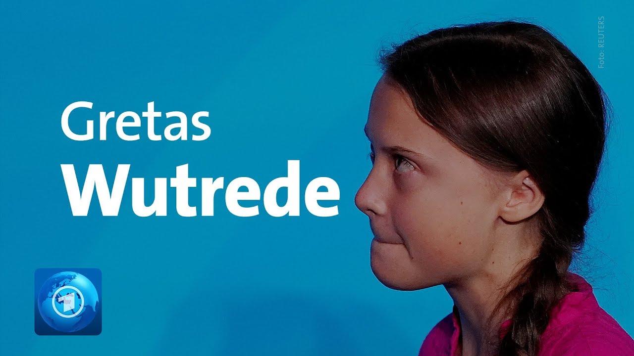 Greta Thunbergs Rede beim UN-Klimagipfel