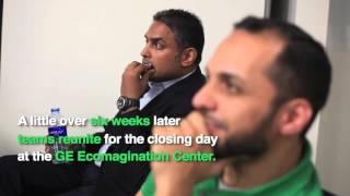 'جنرال إلكتريك' تقدّم خبراتها للشركات الناشئة في المنطقة [فيديو]