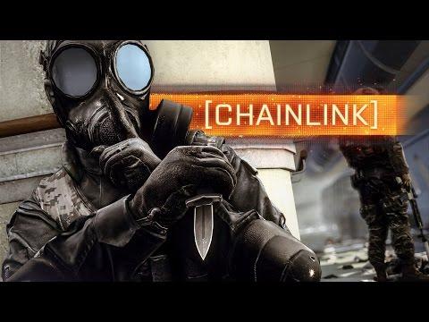 ► CHAINLINK: BEST INFANTRY MODE?! - Battlefield 4