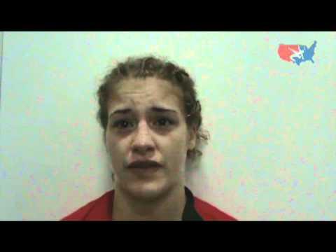 Interview Helen Maroulis