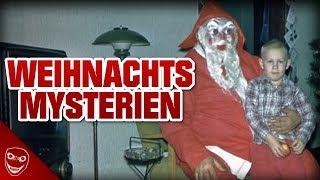 Die gruseligsten wahren Mysterien, die an Weihnachten passiert sind!
