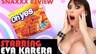eva-karera-tries-oh-yes-choco-cake---snaxxx