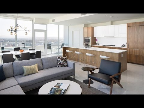 LEVEL Furnished Living Downtown Los Angeles - 3 Bedroom