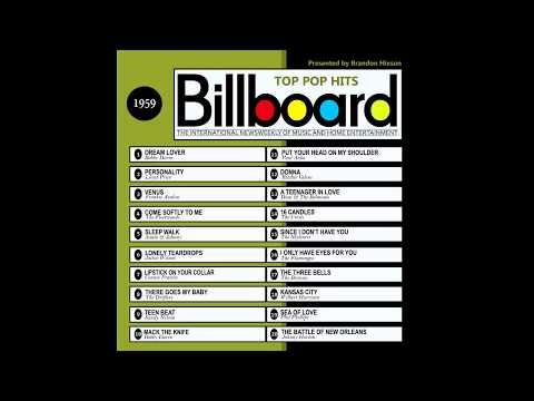 Billboard Top Pop Hits  1959