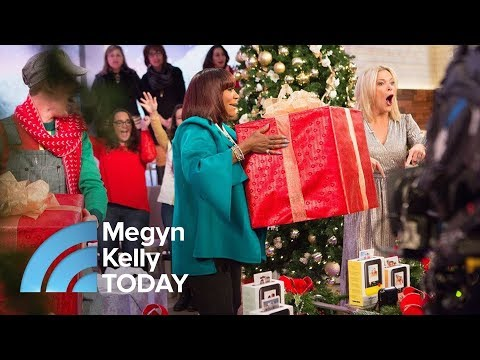 Megyn Kelly Audience Receives Polaroid Cameras, Star Wars Playsets | Megyn Kelly TODAY
