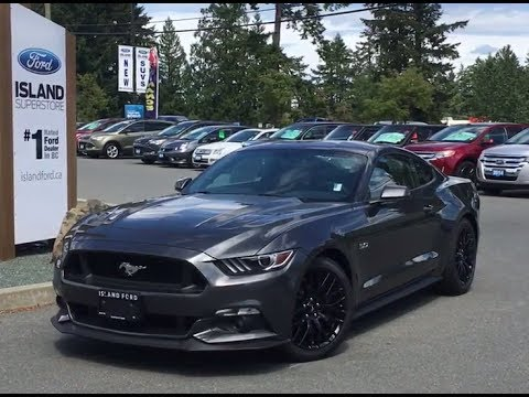 2017 ford mustang roush 670 hp gt performance review island ford youtube. Black Bedroom Furniture Sets. Home Design Ideas