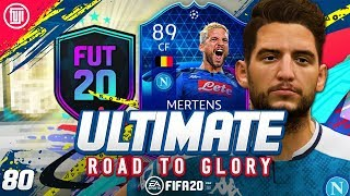 Gambar cover THIS IS OUTSTANDING!!!! ULTIMATE RTG #80 - FIFA 20 Ultimate Team Road to Glory