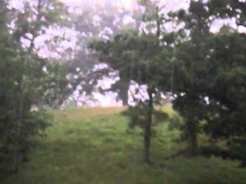 WV Electric line arching in storm in front of our home JANE LEW,WV   MONPOWER