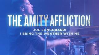 The Amity Affliction - I Bring The Weather With Me [Joe Longobardi] Drum Cam [Atlanta - Misery Tour]