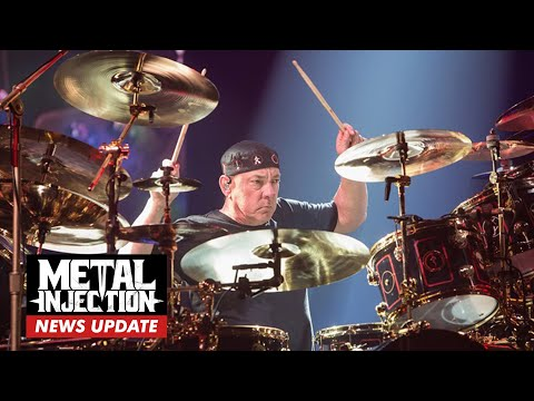 RUSH Drummer Neil Peart Dead at Age 67 | Metal Injection