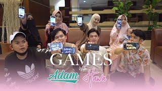 Download lagu GAMES: TEBAK PERTANYAAN ADAM HAWA (FULL TEAM)