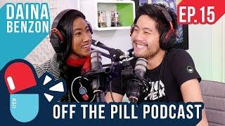 Daina Speaks on RHPC & Greg and Ninja Melk?? (Ft. Daina Benzon) - Off The Pill #15