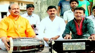 होली गीत 2018 - Aankh Mare Pradhanwa Holi Me - Krishna Ajora - Bhojpuri Holi Song