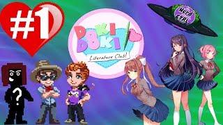 Doki Doki Literature Club! - Grumblr You Meanie! - Part 1 - Nerd CTRL