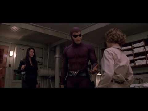 Terrible acting The Phantom 1996