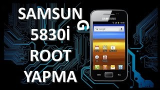 Video ROOT YAPMA (SAMSUNG GALAXY ACE 5830İ) ROOT YAPMA ÇOK KOLAY download MP3, 3GP, MP4, WEBM, AVI, FLV Agustus 2018
