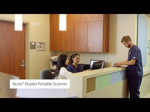 Xerox Duplex Portable Scanner